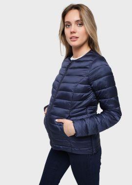 Куртка для беременных демисезонная Тёмно-Синий 103959 Россия
