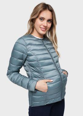 Куртка для беременных демисезонная Можжевеловый 103959 Россия